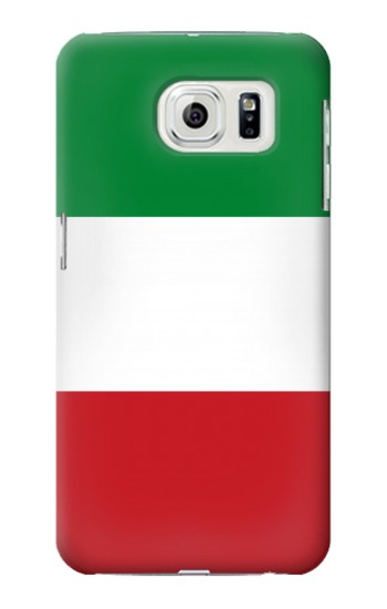 Printed Flag of Italy and Mexico Samsung Galaxy S7 edge Case