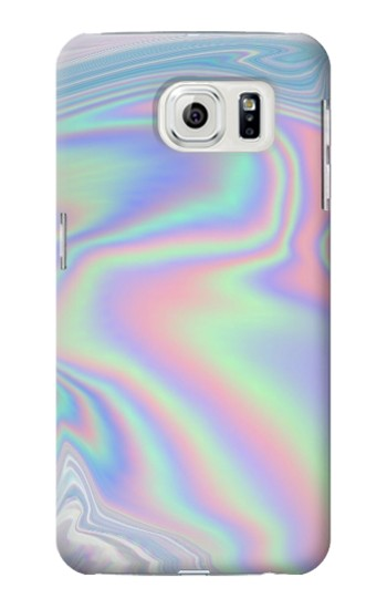 Printed Pastel Holographic Photo Printed Samsung Galaxy S7 edge Case