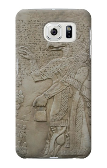 Printed Babylonian Mesopotamian Art Samsung Galaxy S7 edge Case