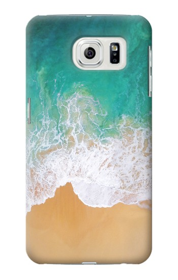Printed Sea Beach Samsung Galaxy S7 edge Case
