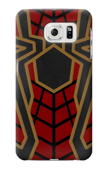 Printed Spiderman Inspired Costume Samsung Galaxy S7 edge Case