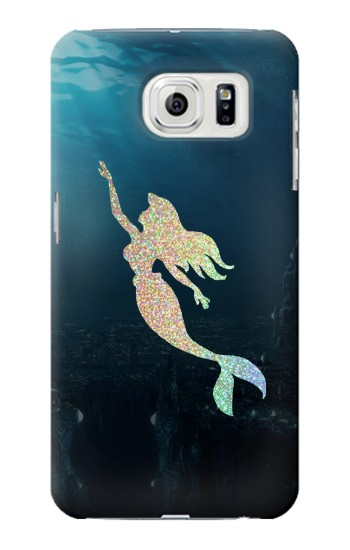 Printed Mermaid Undersea Samsung Galaxy S7 edge Case
