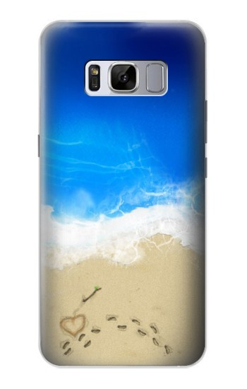 Printed Relax Beach Samsung Galaxy S8+ Case