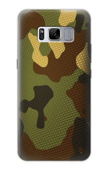 Printed Camo Camouflage Graphic Printed Samsung Galaxy S8+ Case
