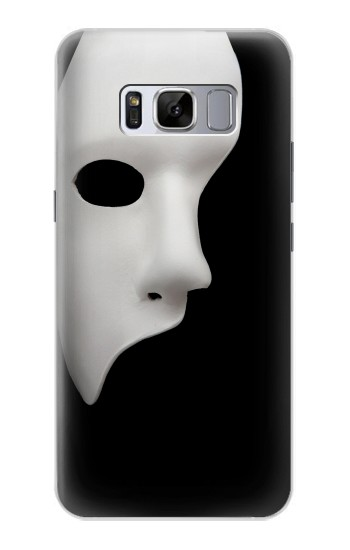 Printed Phantom of The Opera Mask Samsung Galaxy S8+ Case