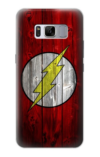 Printed Thunder Speed Flash Minimalist Samsung Galaxy S8+ Case