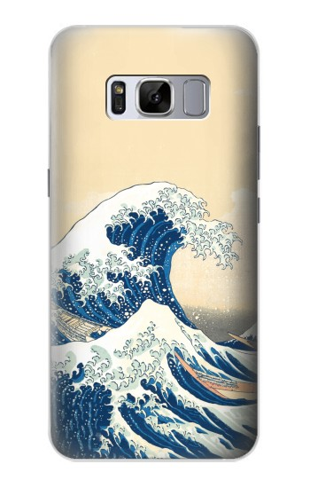 Printed Under the Wave off Kanagawa Samsung Galaxy S8+ Case