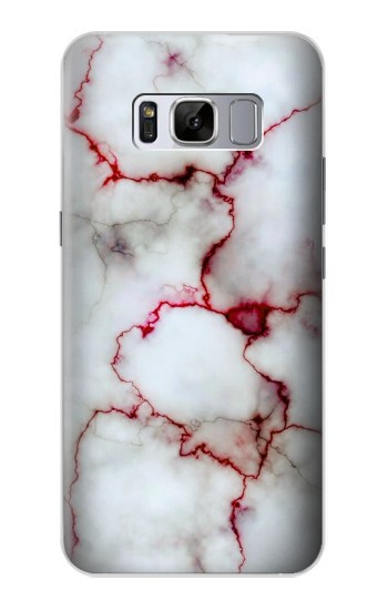Printed Bloody Marble Samsung Galaxy S8+ Case