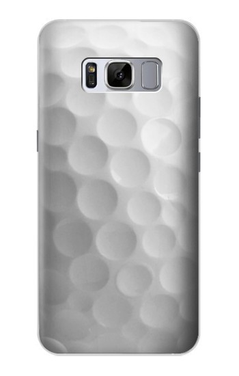 Printed White Golf Ball Samsung Galaxy S8+ Case