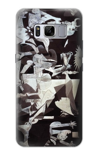 Printed Picasso Guernica Original Painting Samsung Galaxy S8+ Case