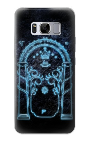 Printed Lord of The Rings Mines of Moria Gate Samsung Galaxy S8+ Case