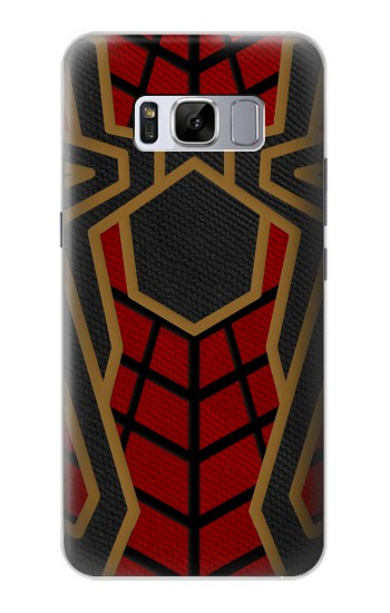 Printed Spiderman Inspired Costume Samsung Galaxy S8+ Case