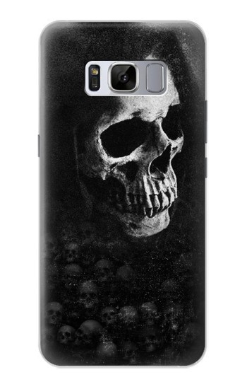 Printed Death Skull Samsung Galaxy S8+ Case