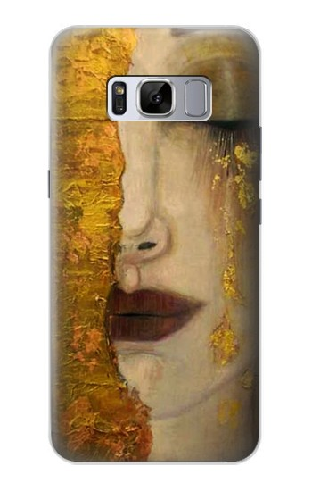 Printed Gustav Klimt Golden Tears Samsung Galaxy S8+ Case