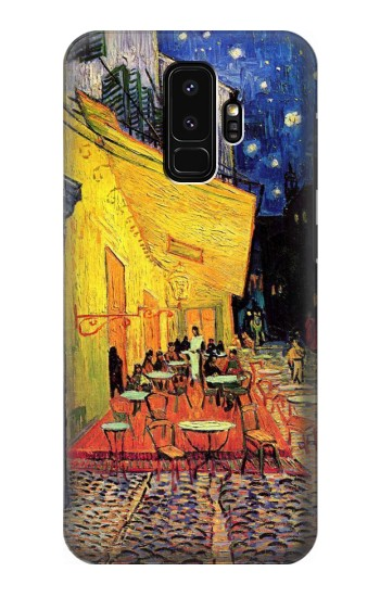 Printed Van Gogh Cafe Terrace Samsung Galaxy S9+ Case