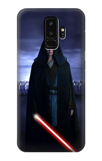Printed Anakin Skywalker Star Wars Samsung Galaxy S9+ Case