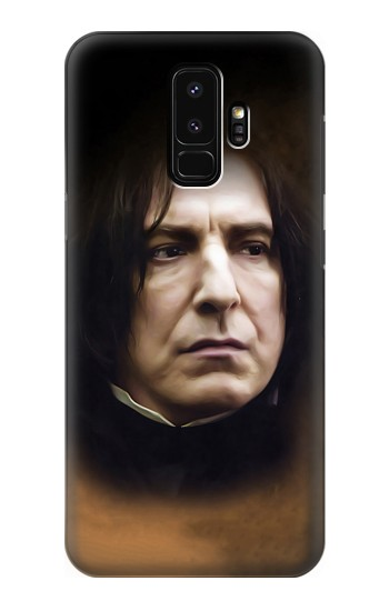 Printed Professor Snape Harry Potter Samsung Galaxy S9+ Case
