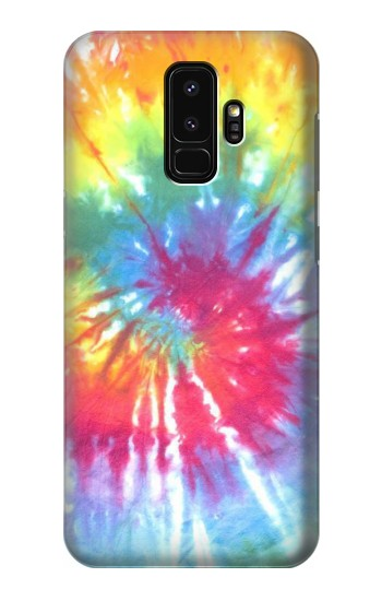 Printed Tie Dye Colorful Graphic Printed Samsung Galaxy S9+ Case