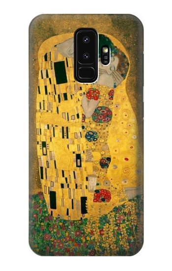 Printed Gustav Klimt The Kiss Samsung Galaxy S9+ Case