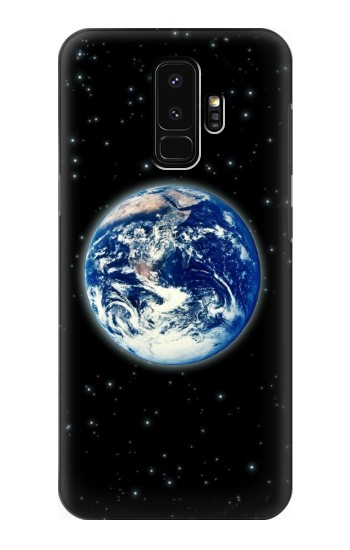 Printed Earth Planet Space Star nebula Samsung Galaxy S9+ Case