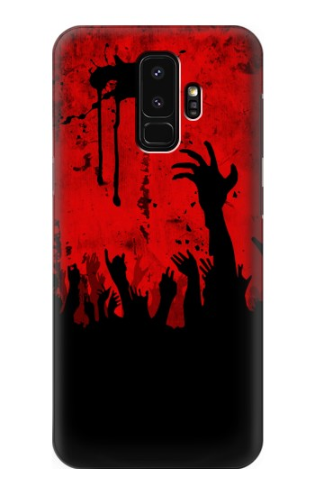 Printed Zombie Hands Samsung Galaxy S9+ Case