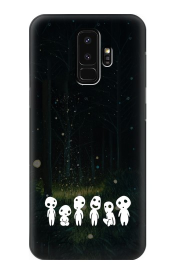 Printed Forest Spirit Princess Mononoke Samsung Galaxy S9+ Case