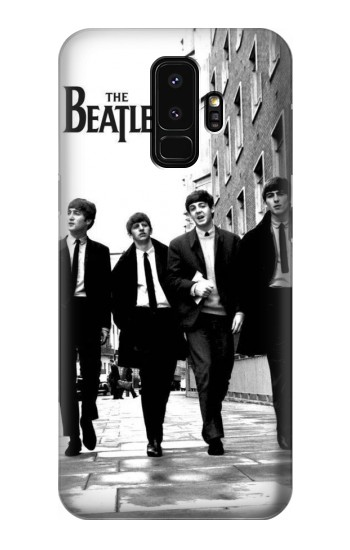 Printed The Beatles in London Samsung Galaxy S9+ Case