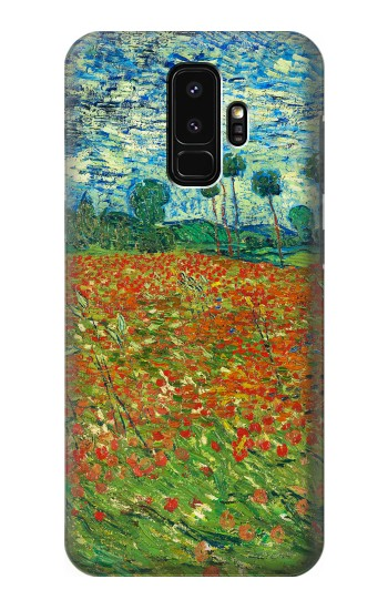 Printed Field Of Poppies Vincent Van Gogh Samsung Galaxy S9+ Case