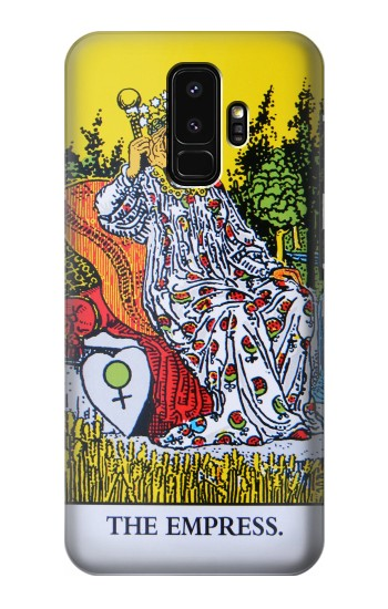 Printed Tarot Card The Empress Samsung Galaxy S9+ Case