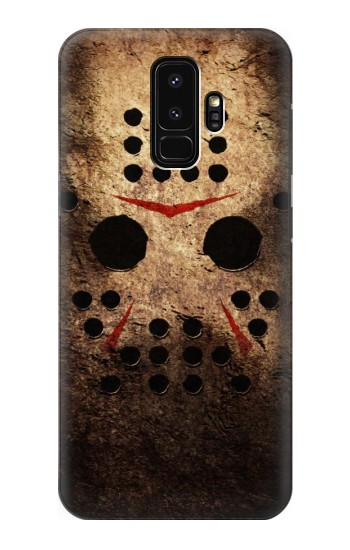 Printed Jason Hockey Mask Samsung Galaxy S9+ Case