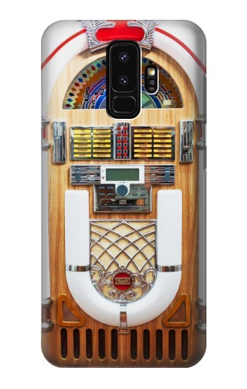 Printed Jukebox Music Playing Device Samsung Galaxy S9+ Case