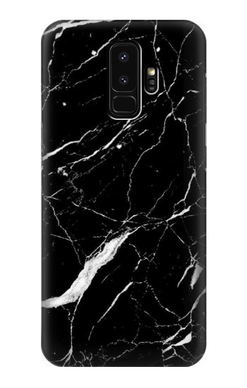 Printed Black Marble Graphic Printed Samsung Galaxy S9+ Case