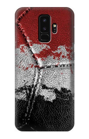 Printed Egypt Flag Vintage Football 2018 Samsung Galaxy S9+ Case