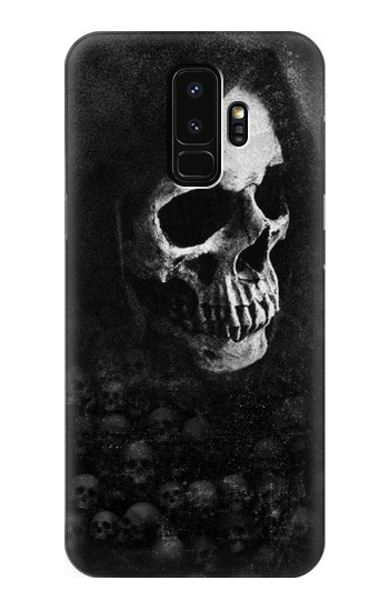 Printed Death Skull Samsung Galaxy S9+ Case