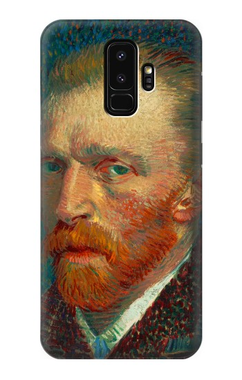 Printed Vincent Van Gogh Self Portrait Samsung Galaxy S9+ Case