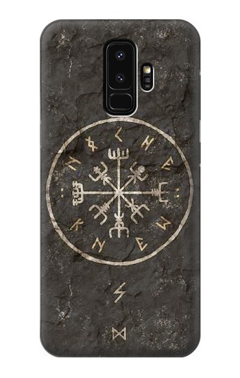 Printed Norse Ancient Viking Symbol Samsung Galaxy S9+ Case