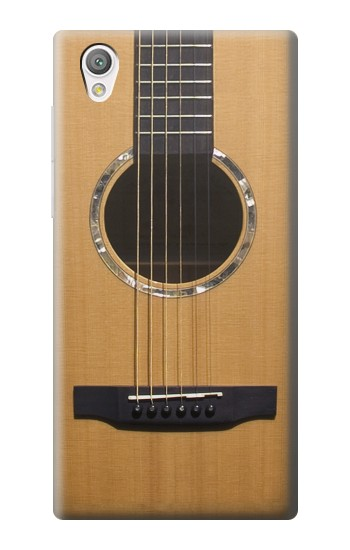 Printed Acoustic Guitar Sony Xperia C4 Case