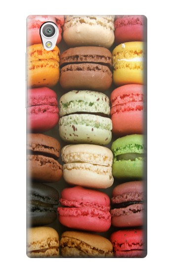 Printed Macarons Sony Xperia C4 Case