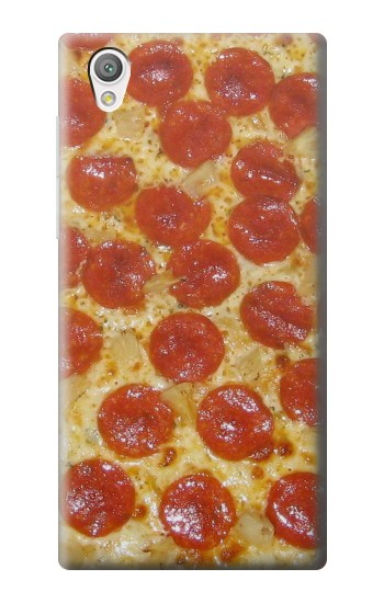 Printed Pizza Sony Xperia C4 Case