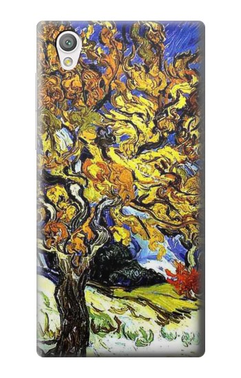 Printed Mulberry Tree Van Gogh Sony Xperia C4 Case