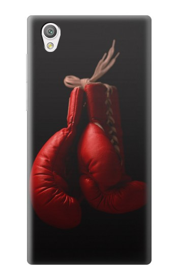 Printed Boxing Glove Sony Xperia C4 Case