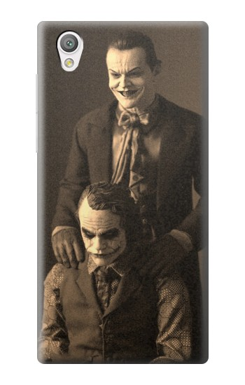 Printed Jokers Together Sony Xperia C4 Case