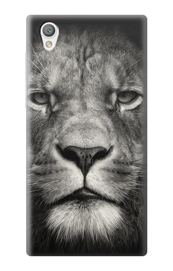 Printed Lion Face Sony Xperia C4 Case