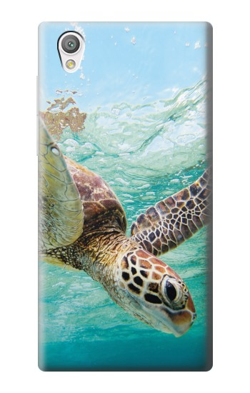Printed Ocean Sea Turtle Sony Xperia C4 Case