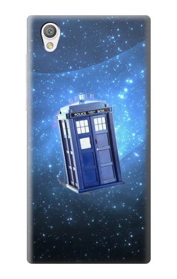 Printed Doctor Who Tardis Sony Xperia C4 Case
