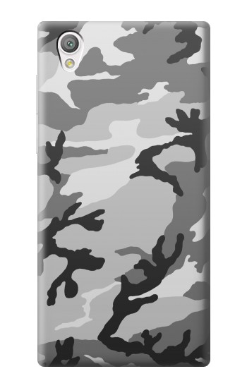 Printed Snow Camo Camouflage Graphic Printed Sony Xperia C4 Case