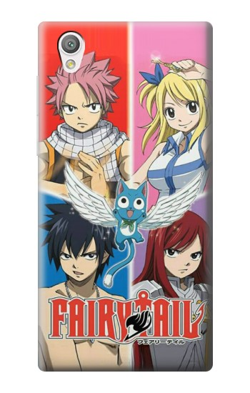 Printed Fairy Tail Member Sony Xperia C4 Case