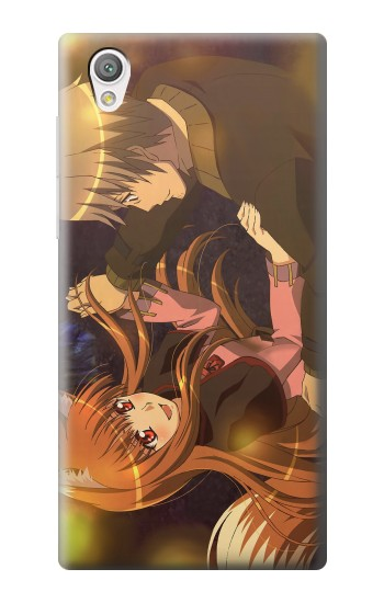 Printed Spice and Wolf Lawrence Horo Dancing Sony Xperia C4 Case