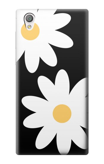 Printed Daisy White Flowers Sony Xperia C4 Case