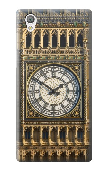 Printed London Big Ben Graphic Printed Sony Xperia C4 Case